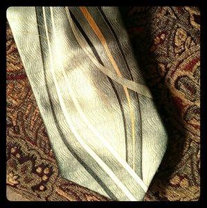 Adolfo 100% Silk Mens Neck Tie